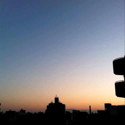 今日の写真 No.163 – 昨日Instagramへ投稿した写真(3枚)/iPhone4 + Photo fx