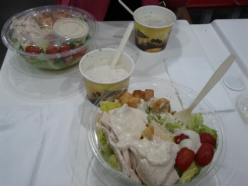 Lunch At Costco