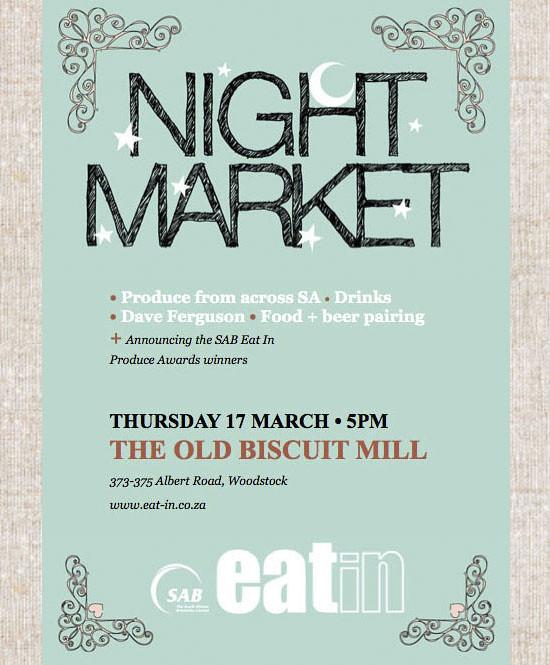 Eat In Night Market