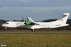 EI-SLN - 405 - Air Contractors - Aer Arann - ATR ATR-72-212 - Luton - 110309 - Steven Gray - IMG_0631