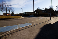 Roskilde Two Lane Roundabout