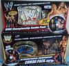 Mattel WWE Championship and Intercontinental Championship Combo Pack (imranbecks) Tags: world toys championship belt dvd wrestling belts entertainment pack title exclusive mattel toysrus wwe intercontinental titles combo