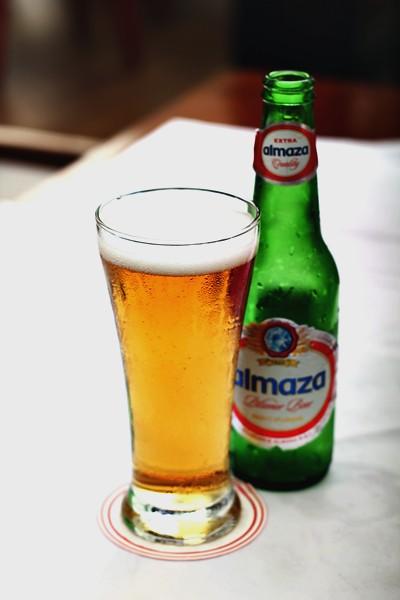 Almaza Beer(Lebanese)