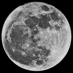 Super Moon (Dr. RawheaD) Tags: moon canon eos william mk2 5d 90 optics megrez