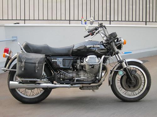 Moto Guzzi 850 T3 California, 1979 por nitot, en Flickr