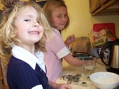 Starting baking