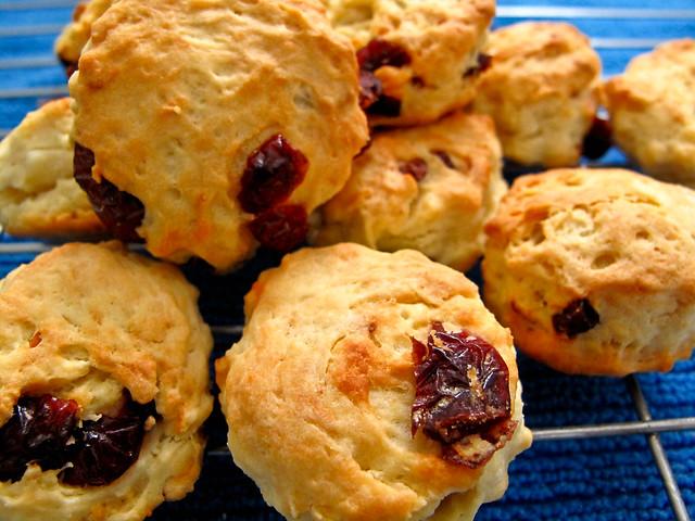 IMG_1247 Cranberry scones