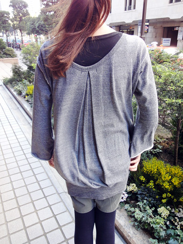 sweat dress zucca 2