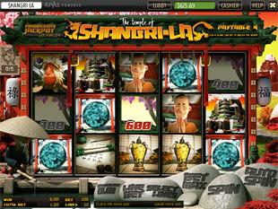 free Shangri-La slot prize
