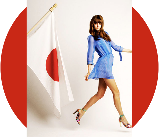 how to help japan, efforts to help Tsunami and Earthquake Relief in Japan, girl with Japanese flag, 1