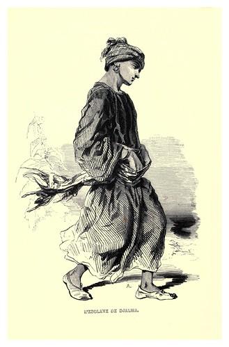 006-El esclavo de Djalma-Le juif errant 1845- Eugene Sue-ilustraciones de Paul Gavarni
