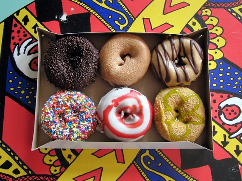 Donuts from the Donut Whole