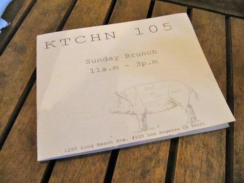 KTCHN 105