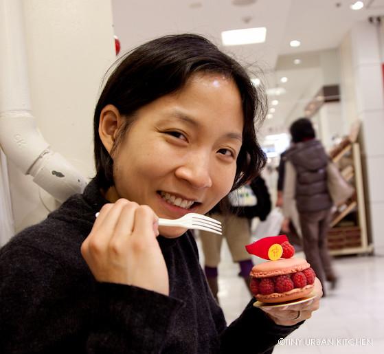 Jen Ispahan Macaron Tokyo