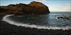 cape-schanck-2063-ps-w (pw-pix) Tags: rocks sound sounds movement flow flowing blur blurred swooshy swishy curve curved lateafternoon water rock wet wave waves foam wash foamy rough incomingtide splash splashing sky horizon land headland westernportbay morningtonpeninsula capeschanck victoria australia peterwilliams pwpix wwwpwpixstudio pwpixstudio