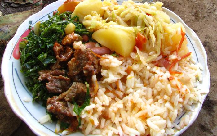 Cost of Food in Kenya