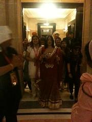 Umaid Bhawan Palace, Jodhpur welcomes Param Shradhey Shri Radhe Maa by shriradhemaa