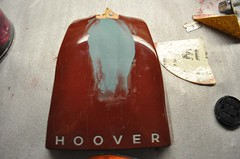 "Vintage Hoover Vaccum Hood Repair • <a style=""font-size:0.8em;"" href=""http://www.flickr.com/photos/85572005@N00/5558938683/"" target=""_blank"">View on Flickr</a>"