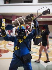 PYRo! (Fernando Lenis) Tags: pen orlando photos cosplay olympus fernando fl megacon pyro cosplayers 2011 lenis tf2 epl1