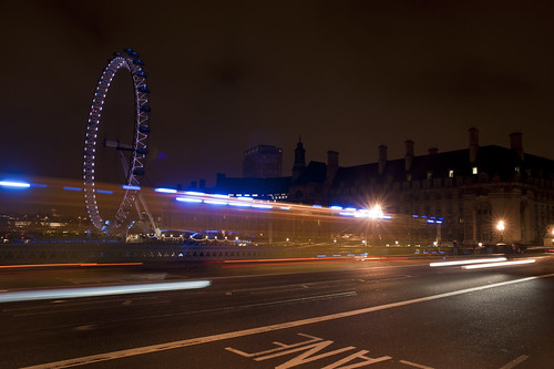 London Eye Dim