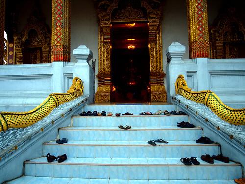 Luang Prabang - sandalias