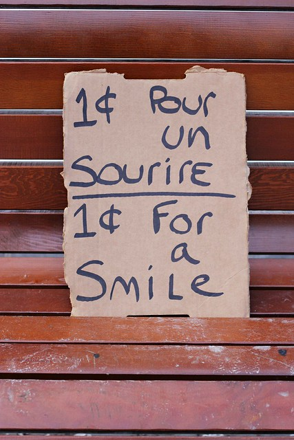 A Penny for a Smile