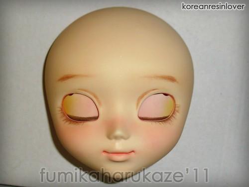 Aozora - AG - (WIP) Make-up by fumikaharukaze