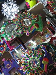 Espelhinhos (Varal de Idias) Tags: espelho artesanato pintadomo