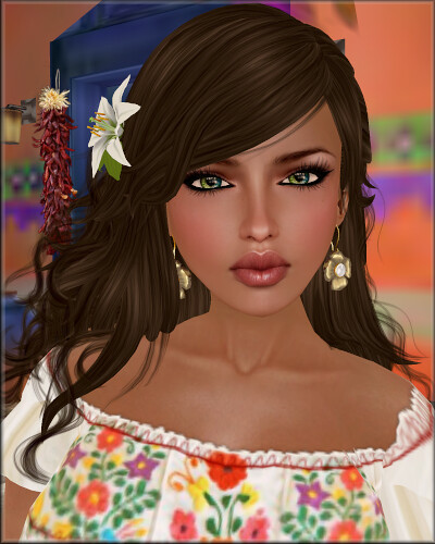 Latina Lolita Oleander