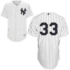 Youth-New York Yankees #33 Nick Swisher White Jersey (Terasa2008) Tags: jersey  cheapjerseyswholesale cheapmlbjerseys mlbjerseysfromchina mlbjerseysforsale kidsmlbjerseys