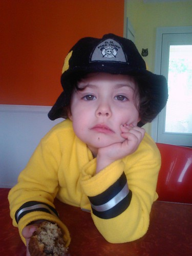 fire fighter child