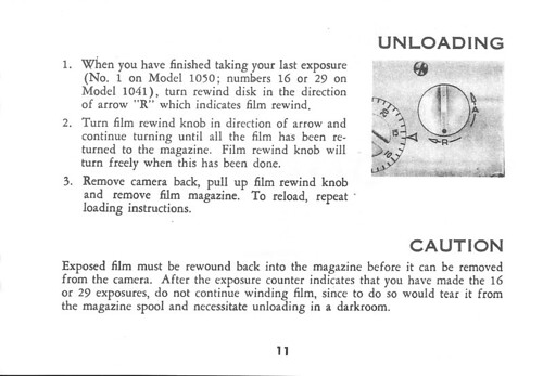 realist stereo camera instruction manual 11