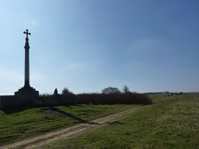 Monument to Baron Wantage