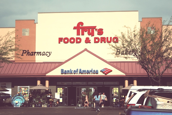 DITL 26: Fry's Food & Drug