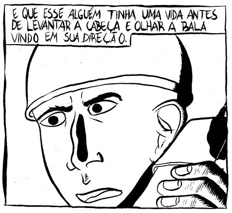 """""""WAR"""" - Detalhe 1"""