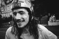 stoke (Alexander Dietrich) Tags: documentation downhillskateboarding portät peo people stoke 0711 blackandwhite bw
