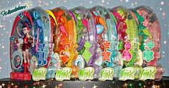 Winx Club - Pixie Magic Collection NIB (winxclubnew) Tags: winxclub winxclubmattel winxmattel winxdolls winxclubdolls pixiemagic pixiemagicbloom pixiemagicdolls pixiemagicmusa pixiemagictecna dolls dollsmattel dollcollector collector collectordolls collectorwinx collectordoll winxtune piff winxlockette pixieskisses pixies amore digit