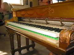 Goldener Steinway & Sons Flgel Modell B-211 (Klavier & Flgel Galerie Maiwald) Tags: boston piano essex steinway flgel klavier klavierstimmer klavierbau