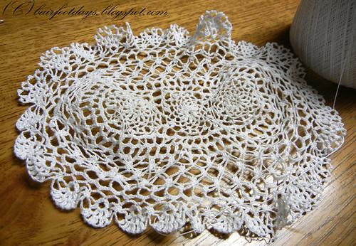 Crocheting 011