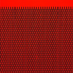Fingery Army (Lord Jezzer) Tags: red abstract black color geometric lines wall vent grid pattern geometry line explore repetition rectangle redandblack bicolor colorphotoaward humbleofferingofhumbility justexperimentingwithcolorsexuality fingeryarmy