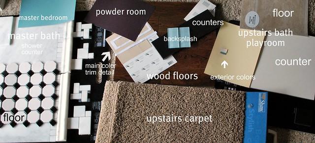 materials house cast