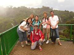 Casi grupal (FernandoRey) Tags: fall argentina brasil buenos aires selva falls cataratas iguazu misiones 2011 misionera pcia provincian