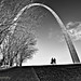 St Louis Arch Walk 11