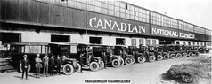 CN Express Winnipeg 1919