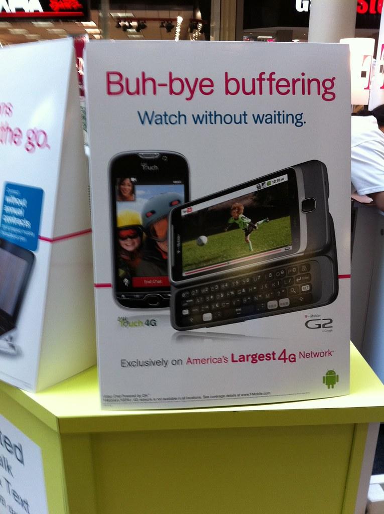 "T-Mobile US ""4G"" marketing"