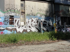 DEMENT (Same $hit Different Day) Tags: graffiti bay berkeley east dement kil dmt