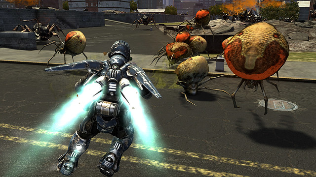 Earth Defense Force: Insect Armageddon for PS3: TICKS