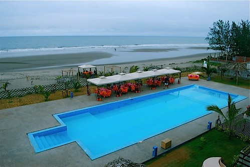Ecuador Beach-Apartment