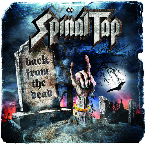 Spinal Tap - cover