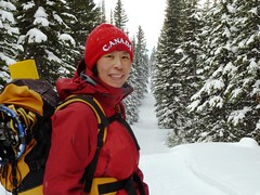 P1000132 (tertils) Tags: winter snow canada skiing zima xcountry xcountryskiing snieg